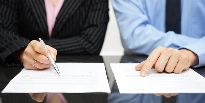 Contract Lawyer Burlington Negotiations Employment Law – Contract