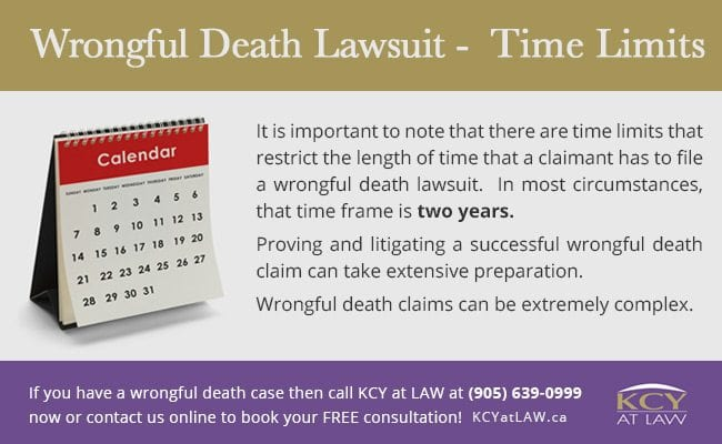 Wrongful Death Lawsuits - KCY at LAW