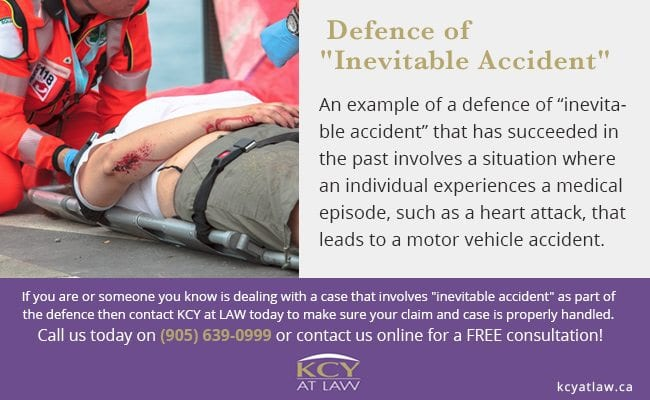 "Defence of Inevitable Accident  Or ""Act Of God"" - KCY at LAW"