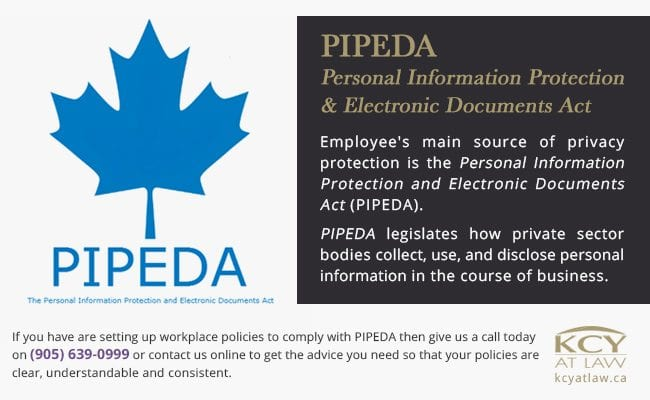 pipeda-advice-for-employers-kcy-at-law