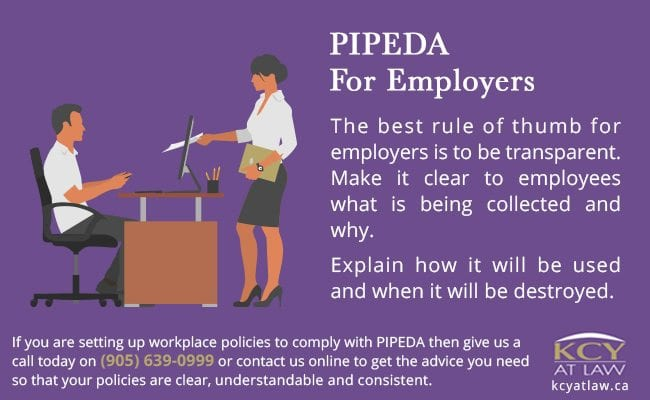 pipeda-for-employers-toronto-canada-kcy-at-law