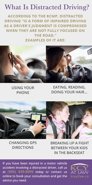 What Is Distracted Driving - Personal Injury Lawyer