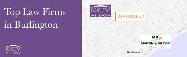 Top Law Firms in Burlington - Employment Lawyer Burlington